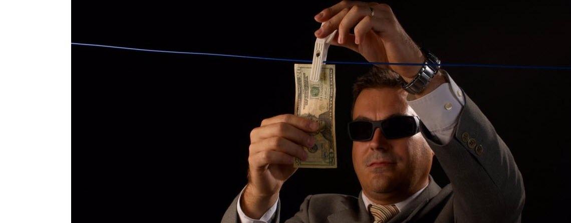 Din guide til hvitvasking av penger